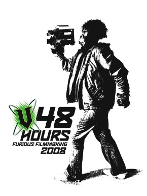 48HRS 2008 Logo