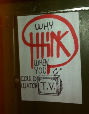Think Street Art TV